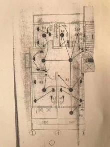 (城西)张南新村2室2厅1卫90m²毛坯房