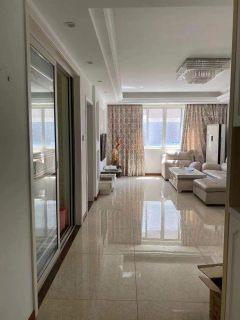 (城北)狮山华庭精装修家电齐全3室2厅2卫2600元/月123m²出租